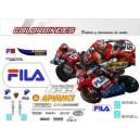 Kit Ducati MotoGP Fila 2004