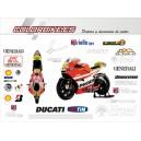 Kit Ducati MotoGP 2011 Rossi