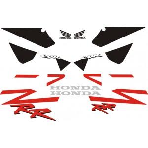 Kit Pegatinas Honda cbr 954