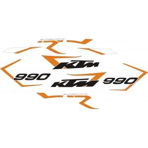 Kit KTM 990 Supermoto