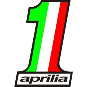 Pegatina numero 1 Italia