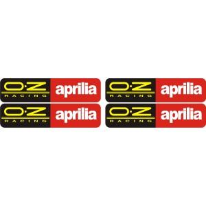 8x Rads Llantas Aprilia OZ Racing