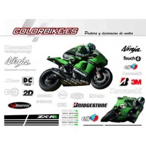 KIT Kawasaki MotoGP 2007