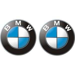 Pegatinas logo BMW