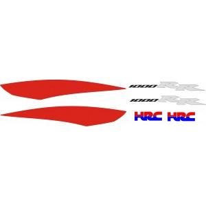 Pegatinas Cbr 1000 RR 07 HRC