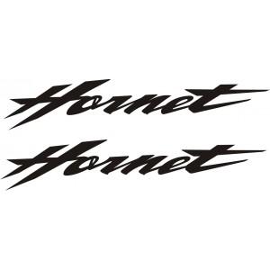 2x Pegatinas Hornet 1