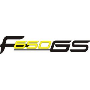 2x Pegatinas F 650 GS