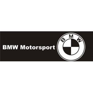 Pegatina BMW Motosport