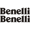 Pegatinas Benelli logo