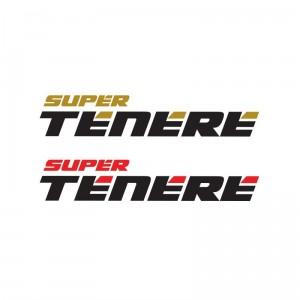 Pegatinas Yamaha SuperTenere 2014