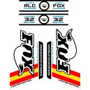 Pegatinas Fox World Champion