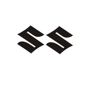 2x S Logo Suzuki