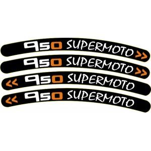 Rads KTM 950 Supermoto