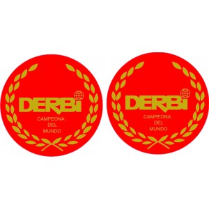 2x Diapasones Derbi antiguo