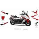 Kit Pegatinas Yamaha TMAX 500 Aniversario