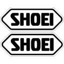 Pegatinas Shoei