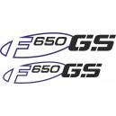 2x Pegatinas F 650 GS MOD.2