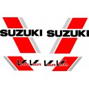 Kit Pegatinas Suzuki Van Van 2018