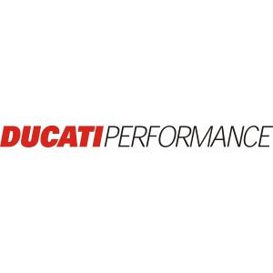 2x Pegatinas Logo Ducati Performance