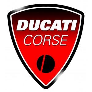 2x Logo Escudo Ducati