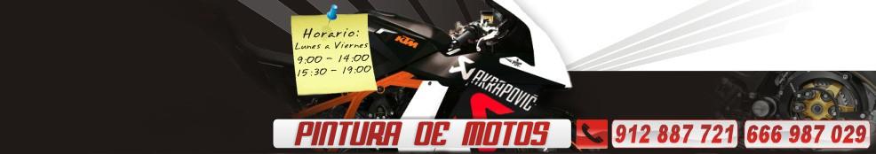 Motocolor - Pintura y pegatinas de motos